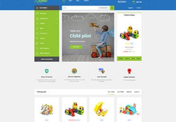 Leo Dumbo Prestashop Theme
