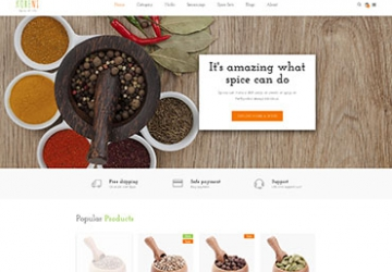 Leo Koreni Prestashop Theme