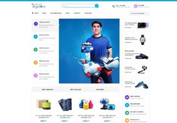 Leo Big Store Prestashop Theme