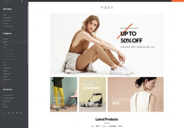 Leo Mode Prestashop Theme