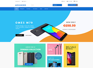 Leo Mobile World Prestashop Theme