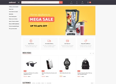 Leo Quickmart Prestashop Theme