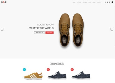 Leo Shoes World Prestashop Theme