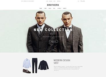 Leo Suits Store Prestashop Theme