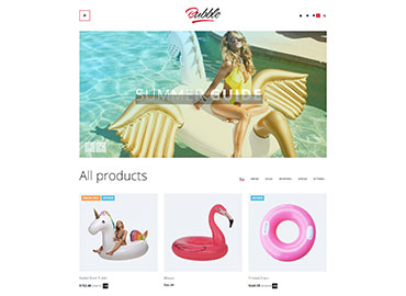 Leo Bubble Prestashop Theme