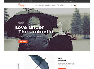 Leo Umbrella Prestashop Theme