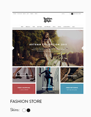 Leo Fashion Prestashop Theme