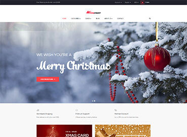 Leo Warm Xmas Prestashop Theme