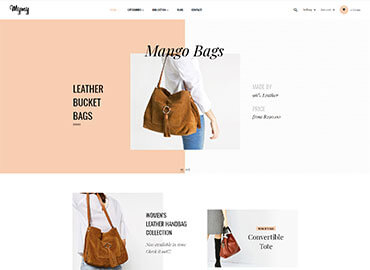 Porto Minimal Furniture eCommerce Theme