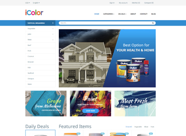 Leo Icolor - Paint Supply Store