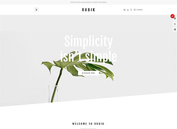 Leo Rubik - Furniture Prestashop Theme