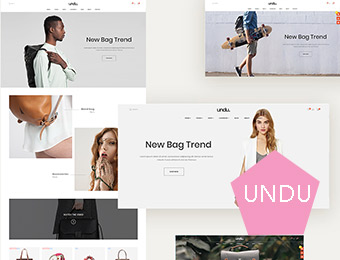 Undu - Multipurpose Prestashop Theme