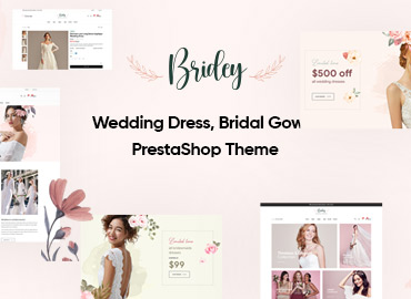 Leo Bridey – Wedding Dress, Bridal Gown PrestaShop